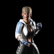 Mortal kombat x ios cassie cage render 2 by wyruzzah-d8p629y