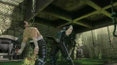 Mortal Kombat 9 OFFICIAL MK9 TRAILER HD 720P! MK9