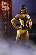 Tanya Deception