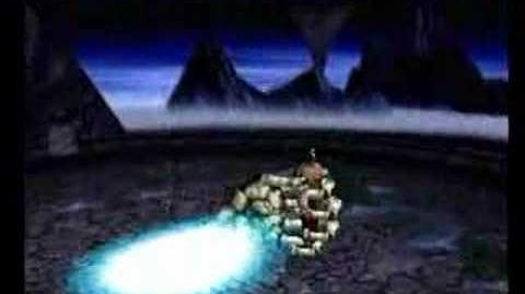 Mortal Kombat Shinnok Trading Card