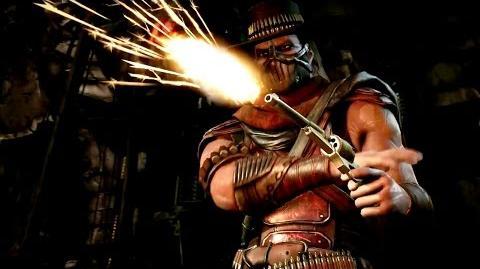 Mortal Kombat X - Erron Black Trailer (60 FPS)