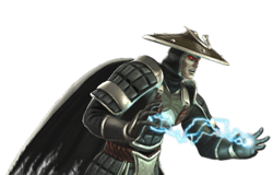 VS Raiden MKA