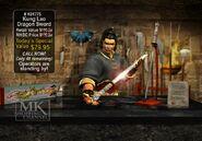 Kung lao miecz