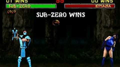 Friendship Sub -Zero