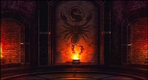 Arena Scorpions Lair