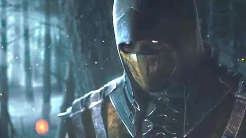 Mortal Kombat 10 Trailer - Mortal Kombat X (MK 10)
