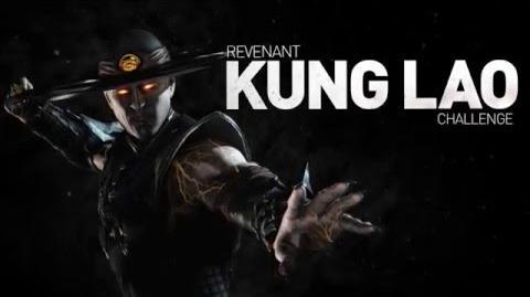 Mortal Kombat X Mobile - Revenant Kung Lao