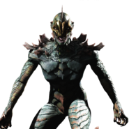Mortal kombat x ios reptile render 5 by wyruzzah-d9sbc4o