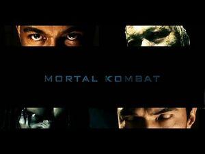 Mortal Kombat Rebirth titulo