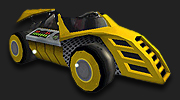 Cyrax mobile assault vehicle