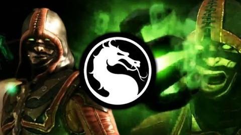 ERMAC REVEAL GAMEPLAY TRAILER - Mortal Kombat X (1080p)