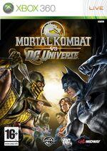 Tn mortal kombat vs dc universe-xbox 360
