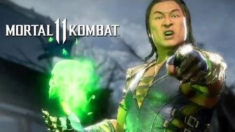 Mortal Kombat 11 – Official Shang Tsung Gameplay Trailer Kombat Pack 1 Reveal
