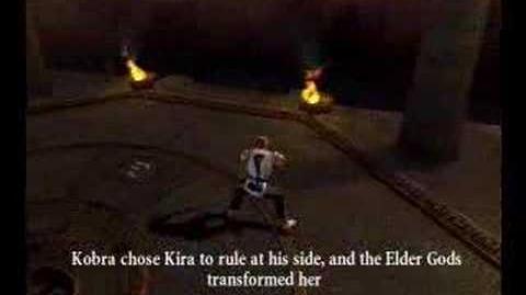 Mortal Kombat Armageddon Kobra Ending