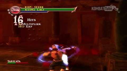 MK SM Kung Lao Brutality