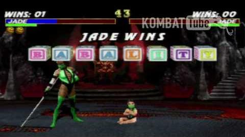Babality: Jade