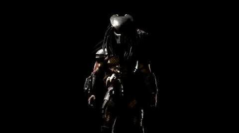 Mortal Kombat X Predator is Coming