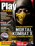 Scorpion revista MKX