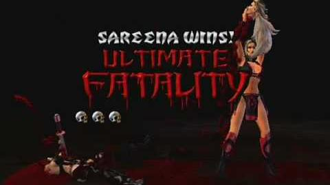 MKA Ultimate Fatalities