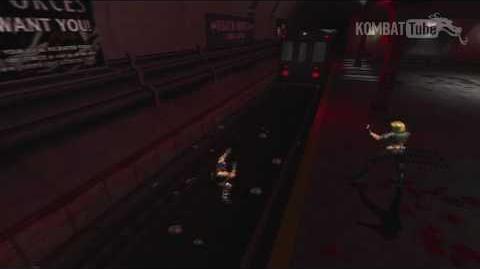 "MK Armageddon ""Subway"" Death"