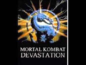 Mortal Kombat Devastation capa