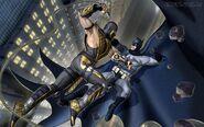116859 Papel-de-Parede-Mortal-Kombat-vs-DC-Universe-Scorpion-contra-Batman 1280x800