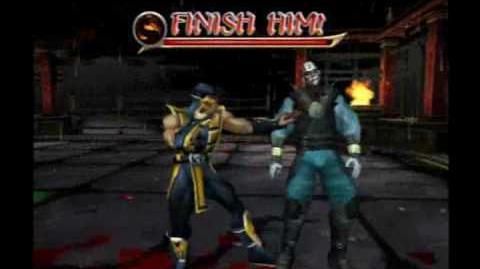 MK Armageddon - Extreme Fatality
