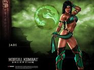 Jade MKD wallpaper