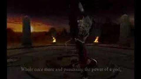 Mortal Kombat Armageddon Liu Kang end