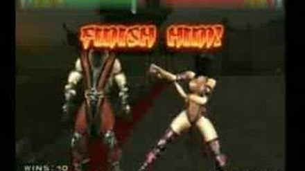 All MK Stage Fatalities (Part 1)