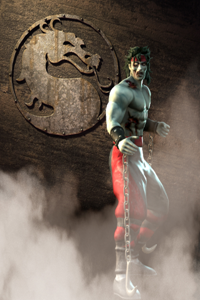 Liu Kang Deception