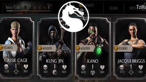 Mortal Kombat X (Mobile)