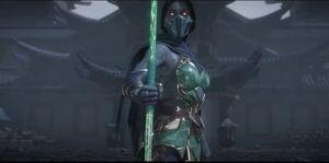 Jade espectra