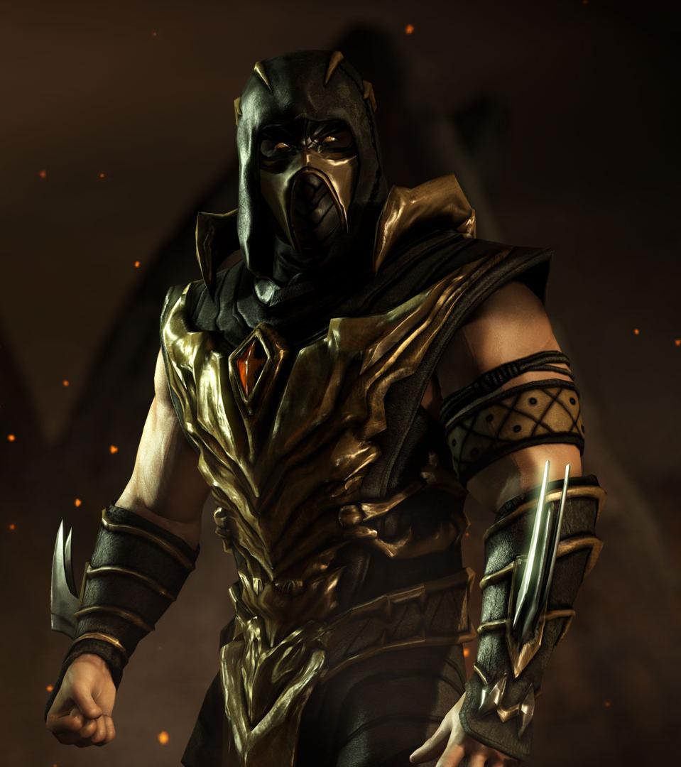 Scorpion Mkx Mortal Kombat Fandom