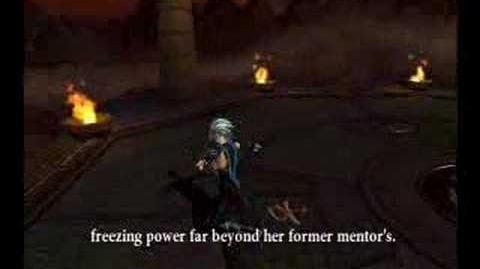 Mortal Kombat Armageddon Frost Ending