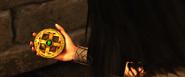 Mileena con el amuleto de shinnok mkx