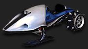 Subzero snowmobile