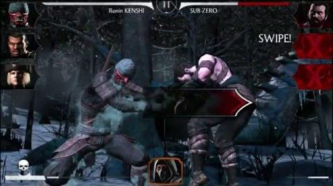 Ronin Kenshi - Mortal Kombat X Mobile