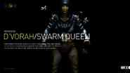 Dvorah Swarm Queen