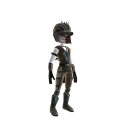 Kabal outfit