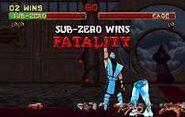 Subzero fatality mk2