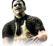 Leatherface Render