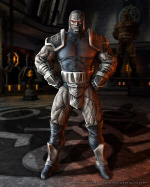 Darkseid Render