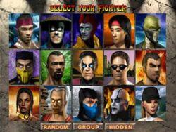 Mortal kombat 4 03