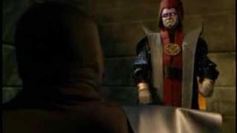 Mortal Kombat Sareena Trading Card