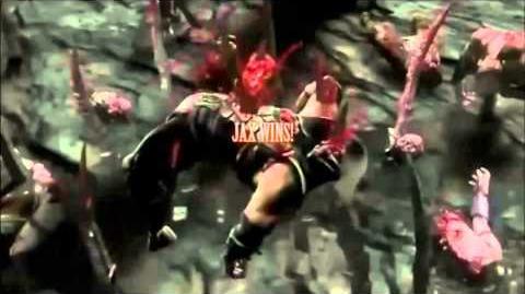 The Pit Stage Fatality Mortal Kombat(2011)
