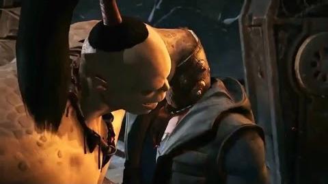 Mortal Kombat X - Goro Trailer (DLC Gameplay)