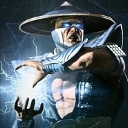 Raiden Injustice 2 oponent