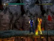 Subzero vs god fire