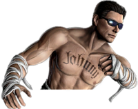 Ladder2 Johnny Cage (MK9)